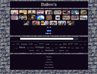 ballens.ca screenshot
