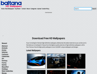 baltana.com screenshot