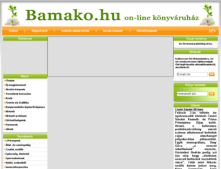 bamako.hu screenshot