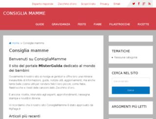 bambini.guidaconsumatore.com screenshot
