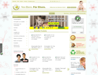 bambinoworld.de screenshot