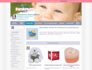 bambinweb.com screenshot