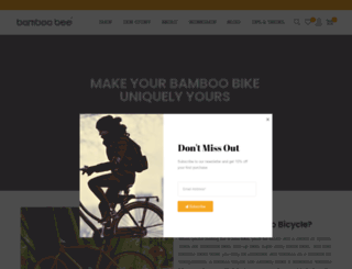 bamboobee.net screenshot