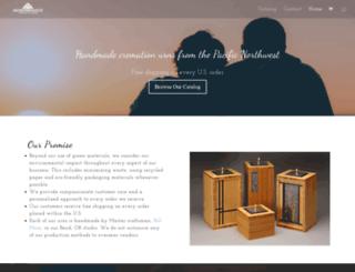 bamboomemorials.com screenshot
