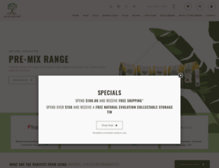 bananaflour.com.au screenshot
