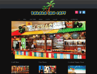 bananajamcafe.co.za screenshot