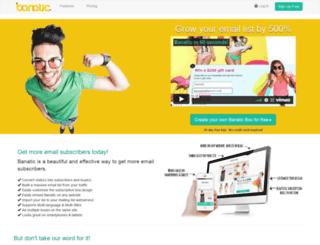 banatic.com screenshot