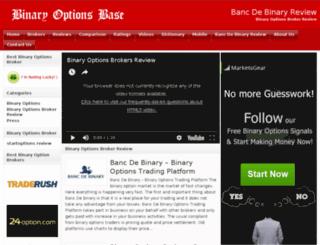 bancdebinaryreviewed.com screenshot