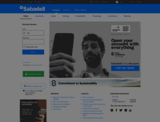 bancosabadell.com screenshot