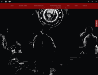 band-retrodukcija.com screenshot