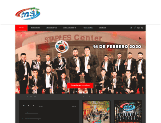 bandams.com.mx screenshot