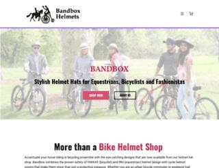 bandboxllc.com screenshot