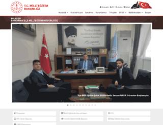 bandirma.meb.gov.tr screenshot