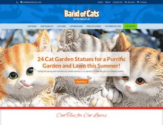 bandofcats.com screenshot