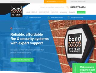 bandsystems.co.uk screenshot