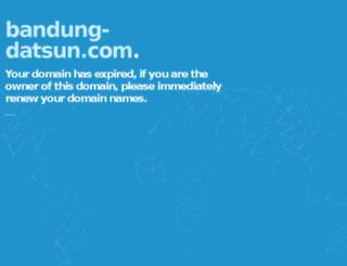 bandung-datsun.com screenshot