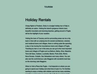 bandungtourism.com screenshot