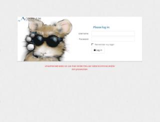 bandwidth.host-palace.com screenshot