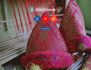 bangkabaratkab.go.id screenshot