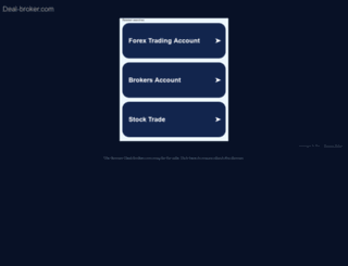 bangkokair.deal-broker.com screenshot