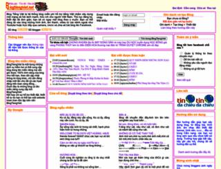 bangled.blogtiengviet.net screenshot