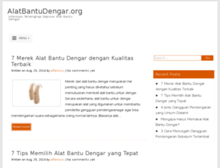 banjarmasin.indonetwork.net screenshot