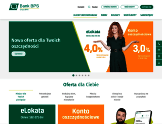 bankbps.pl screenshot