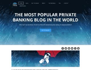 bankersumbrella.com screenshot
