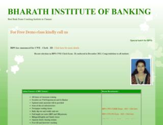 bankexamtrainingcentre.blogspot.in screenshot