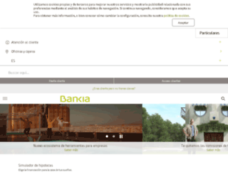 bankialink.es screenshot