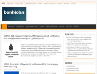 bankjobss.com screenshot