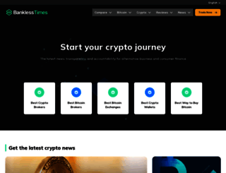 banklesstimes.com screenshot