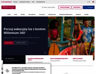 millennium bank pl