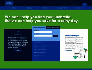 bankofannarbor.com screenshot