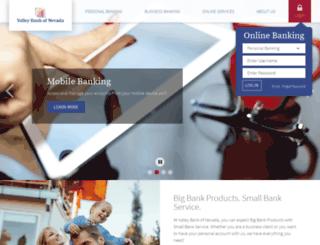 bankofnlv.com screenshot