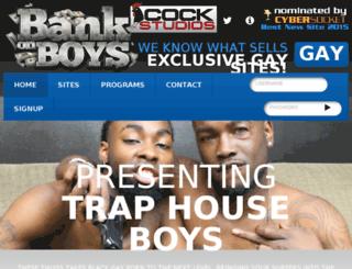 bankonboys.com screenshot