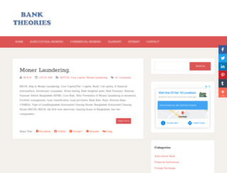 banktheories.com screenshot