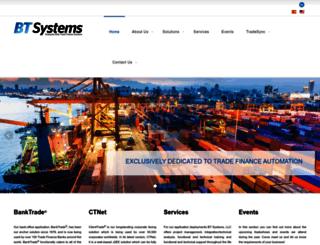 banktrade.com screenshot