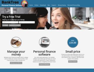 banktree.co.uk screenshot