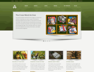 banner.org.uk screenshot