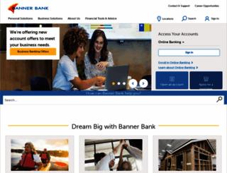 bannerbank.com screenshot