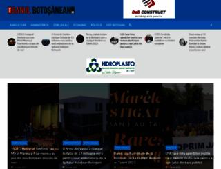 banulbotosanean.ro screenshot
