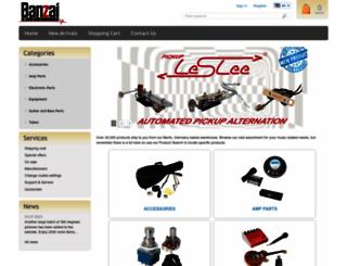 banzaimusic.com screenshot