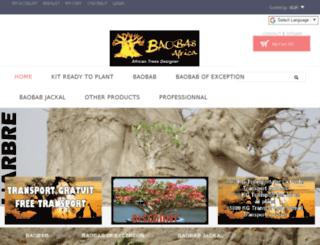 baobabafrica.fr screenshot