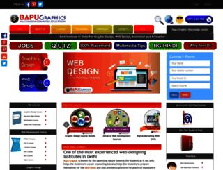 bapugraphics.com screenshot