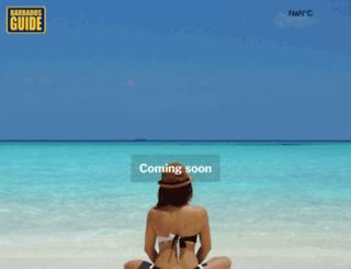 barbados-guide.com screenshot