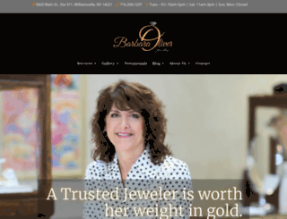 barbaraoliverandco.com screenshot