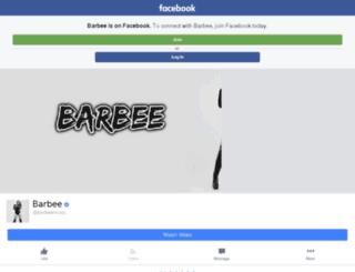 barbee.hu screenshot