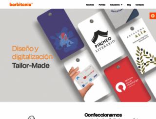 barbitania.com screenshot