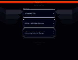 barcampse.org screenshot